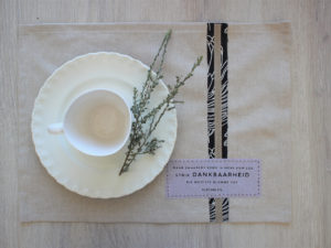 Tray Cloth Hartsgoed